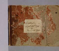 Orderly book of Anthony Wayne, 1781, Sept. 28 - Nov. 2, Yorktown, Va. :: Manuscripts