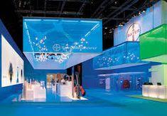 bayer exhibition stand - Cerca amb Google