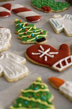 Biscuits allemands de Noel : placez-les dans une boîte hermétique et vous pourrez les déguster tout au long des fêtes !