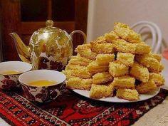 миндальное печенье от сандры фукс  legko bez muki