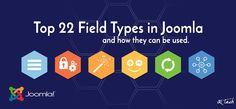 Fields in the #newest #version of #Joomlatemplates that can help you in #websitecreation. #AskQL https://www.qltech.com.au/develop/joomla/top-22-field-types-joomla-can-used/?utm_content=buffer290ec&utm_medium=social&utm_source=pinterest.com&utm_campaign=buffer