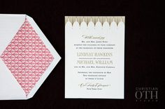 Classic & Elegant New York City Wedding - Photos by Glen Allsop of Christian Oth Studio | Florals by Hana Floral Design | Stationery by Fourteen-Forty | Gown by Johanna Johnson #fourteenforty #1440nyc #invitations #calligraphy #goldfoil