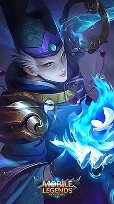 Pin by Ivan Hendrawan on Hshs | Mobile legends, Mobile