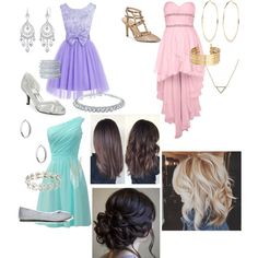 3 dresses, 3 hairstyles by superhyperactive on Polyvore featuring polyvore, fashion, style, Caparros, BCBGeneration, Soda, 1928, Banana Republic, Bling Jewelry, Lane Bryant, GUESS, Chamak by Priya Kakkar, River Island and H&M