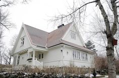 Sveriges vackraste hus – ingen synvilla | Nyheter | Aftonbladet