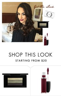 """""""Get the  Look 19"""" by bellaapple ❤ liked on Polyvore featuring MAC Cosmetics, cute and women"""