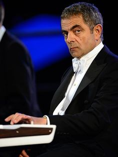 Who knew Chariots of Fire could be hilarious? In the London 2012 Opening Ceremonies, Rowan Atkinson reprised his beloved Mr. Bean character for a performance of the Chariots of Fire theme, accompanying the London Symphony Orchestra on keyboard. Halfway through, boredom got the best of him and, in a dream sequence, the actor imagined himself starring in the 1981 film's opening scene, struggling to keep up with the runners.