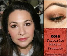 Check out LovengBeauty.com for my 2014 Makeup Fav's