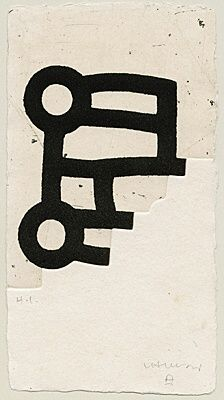 Eduardo Chillida Lotura, Etching with aquatint and embossing, printed on Segundo Santos paper. Size of etching: H x W. Edition of 66 copies. Abstract Words, Abstract Art, Ai Weiwei, Creation Art, Art Sculpture, Contemporary Art, Modern Art, Art Plastique, White Art