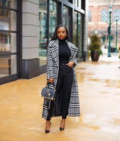 Winter Fashion Outfits, Autumn Winter Fashion, Fall Outfits, Fashion Dresses, Classy Work Outfits, Chic Outfits, Black Girl Fashion, Fashion Looks, Womens Fashion