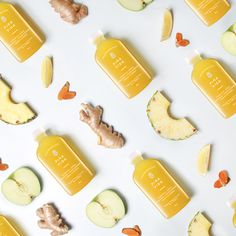 ELXR Juice Lab — The Dieline - Branding & Packaging