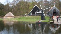 Open Air Museum in Arnhem, Netherlands.