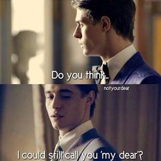 This is perfect! Even though he doesn't have the exact physical characteristics as Maxon, Max Irons is my ideal Maxon Schreave.