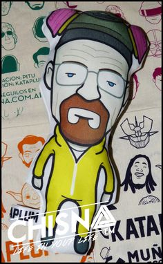 Walt! Breaking Bad..