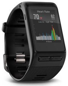 For Jakob: Garmin vívoactive HR Sport GPS-Smartwatch (integrierte Herzfrequenzmessung am Handgelenk, diverse Sport Apps): Amazon.de: Sport & Freizeit
