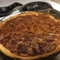 Southern Pecan Pie I Allrecipes.com