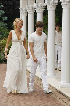Serena and Nate Take the Hamptons