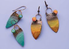 Learn how to enamel Raku in this free guide from Jewelry Making Daily.
