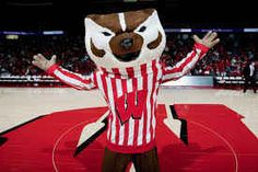 17 Reasons you should be rooting for the Wisconsin Badgers in the Final Four: Bucky Badger is the best mascot in college sports.