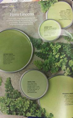 Good green pain t colors Hallway Paint Colors, Green Paint Colors, Paint Color Schemes, Interior Paint Colors, Colour Pallete, Paint Colors For Home, Room Colors, Wall Colors, House Colors