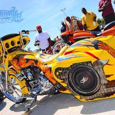 Custom Bagger | Sick Bikez Greensboro, NC
