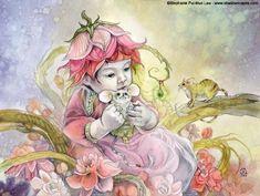 Stephanie Pui Mun-Law Dragons | Stephanie Pui-Mun Law (sélection Juin 2012) - Monde Féerique