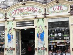art nouveau A Pérola do Bolhão, Porto, Portugal Portugal Nord, Portugal Travel, Art Nouveau, Algarve, Travel Around The World, Around The Worlds, Porto City, Portugal Holidays, Destination Voyage