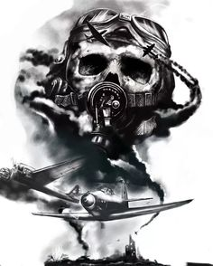 Яндекс.Картинки: поиск похожих картинок Army Tattoos, Military Tattoos, Skull Tattoos, Body Art Tattoos, Sleeve Tattoos, Gas Mask Art, Masks Art, Tattoo Sketches, Tattoo Drawings