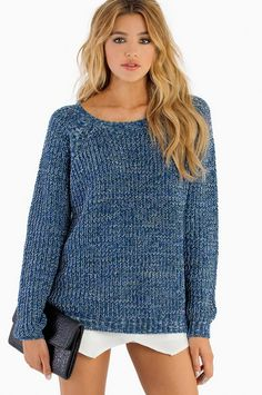 Cozy Past Times Sweater #lulus #holidaywear