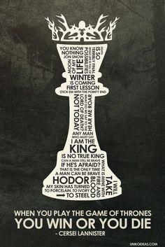 GoT chess piece