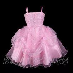 vestido infantil festa. princesa. daminha. rosa. lindo!                                                                                                                                                      Mais