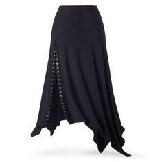 Snap-Slit Skirt - Women's Clothing & Symbolic Jewelry – Sexy, Fantasy, Romantic Fashions