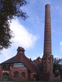 Das Wasserwerk und die Pumpstation in Wrocław (Breslau) - Polen - Offizielles Tourismus Portal