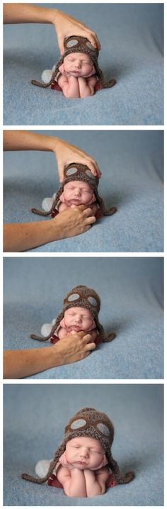 How to Capture Newborn Composite Images Safely