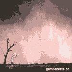 Gambar DP BBM Kata Kata Romantis Bergerak
