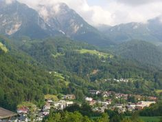 Berchtesgaden.  Valaya (Anne) and I had a great trip there.