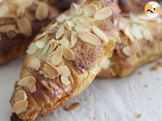 Croissants aux amandes faciles, photo 1