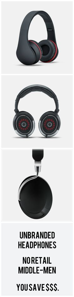 Your brand-name headphones sell for 10x what they cost to make. Status Audio is changing that -- no retail middle-men, no celebrity endorsements, no nonsense. Just pure sound, at the right price.