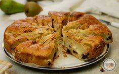 Szybkie ciasto z gruszkami i czekoladą - przepis - Tapenda.pl