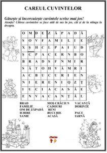 Jocuri de atenție și perspicacitate pentru timpul liber - labirint, sudoku, careul cuvintelor Word Search, Puzzle, Words, Eagle, Puzzles, Horse, Puzzle Games, Riddles