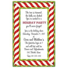 Candy+Stripes+and+Dots+Christmas+Invitations