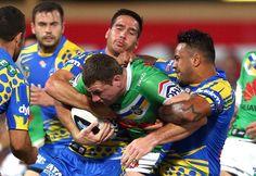 2014 NRL Round 22 Canberra Raiders V Parramatta Eels - Shannon Boyd