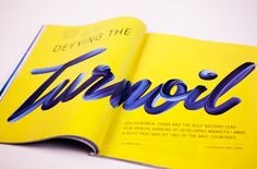 Bloomberg Market Magazine - Daniel Triendl