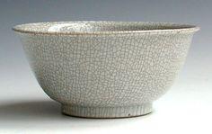 Love crackle glaze ceramics.
