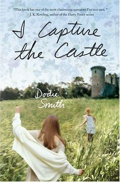 """{WANT TO READ} I Capture the Castle by Dodie Smith // A book """"everyone"""" had read but you"""