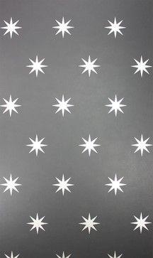 Coronata Star W5733-05 Wallpaper - modern - wallpaper - Osborne & Little