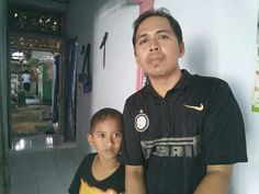 me and 2rd my son,