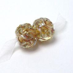 #ONSALE  Glass lampwork beads by #feyglass