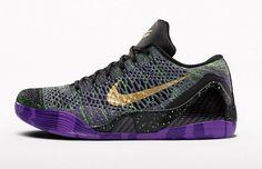 "#Nike regala a Kobe Bryant las Kobe 9 Elite Low ""Mamba Moment"" por superar a Jordan"