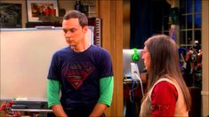 Amy Helps Sheldon With His Closure Issue